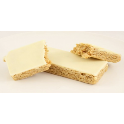 Bakewell monster flapjack (30s)