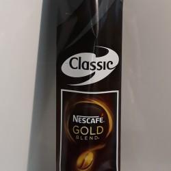 73mm Nestle Gold Blend - white