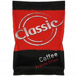 Classic freeze dried coffee