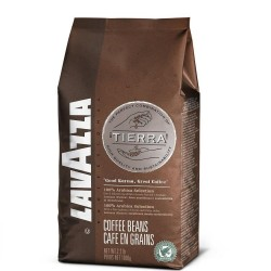 Lavazza ¡Tierra! coffee beans 1 kg (6-pack)