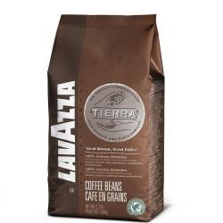 Lavazza ¡Tierra! coffee beans 1 kg (6-pack)
