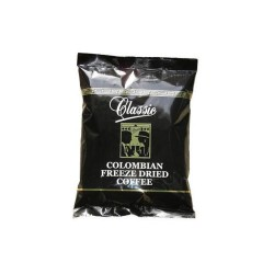 Colombian freeze dried coffee