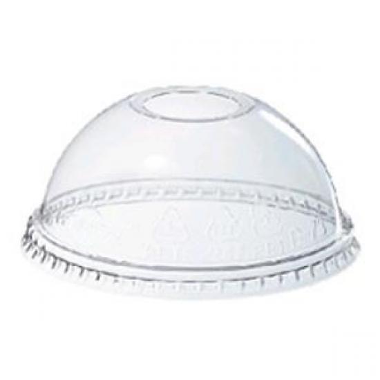Polypropylene domed lid - pint