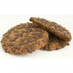 Giant cookie - double chocolate chip 40-pack