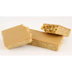 Toffee top monster flapjack (30s)