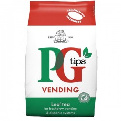 PG tips 6 x 1 kg Vending Leaf Tea